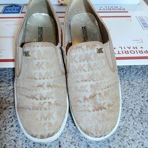 Michael Kors slip on sneakers